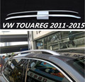 Алюминиевый сплав багажник на крышу автомобиля багажный багаж бар для VW Age VW TOUAREG 2011 2012 2013 2014 2015 EMS
