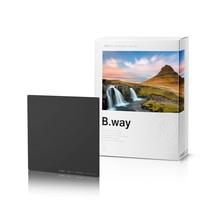цена B.way Professional Square ND 0.6/1.2//1.8/2.4/3.0 Neutral Density Filter 100x100mm онлайн в 2017 году