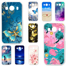 Dicat untuk Samsung Galaxy Ace 4 LTE G357FZ Ace Gaya LTE G357 SM-G357FZ 4.3 Inch Covers TPU Housing shell(China)