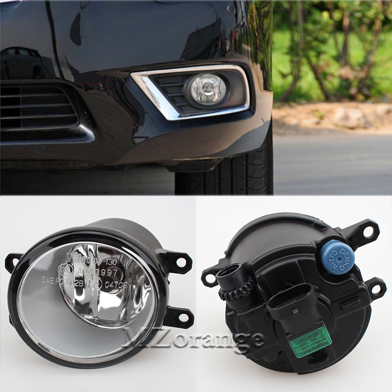 Lx 350 Lexus: Left And Right Fog Light Lamp For Toyota Corolla Camry