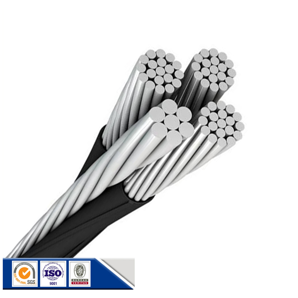 4mm2 12AWG MC4 Solar Cable Red and Black Pv Cable Wire Copper Conductor XLPE Jacket TUV Certifiction For PV Panels Connection