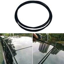 Уплотнение окна автомобиля люк уплотнительная полоса водонепроницаемый пылезащитный применяется звукоизоляционный Шумоподавление для Tesla модель 3