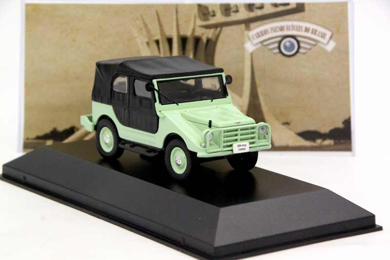 IXO Altaya 1:43 Scale DKW Vemag Candango 1961 Car Diecast Toys Models Limited Edition Collection