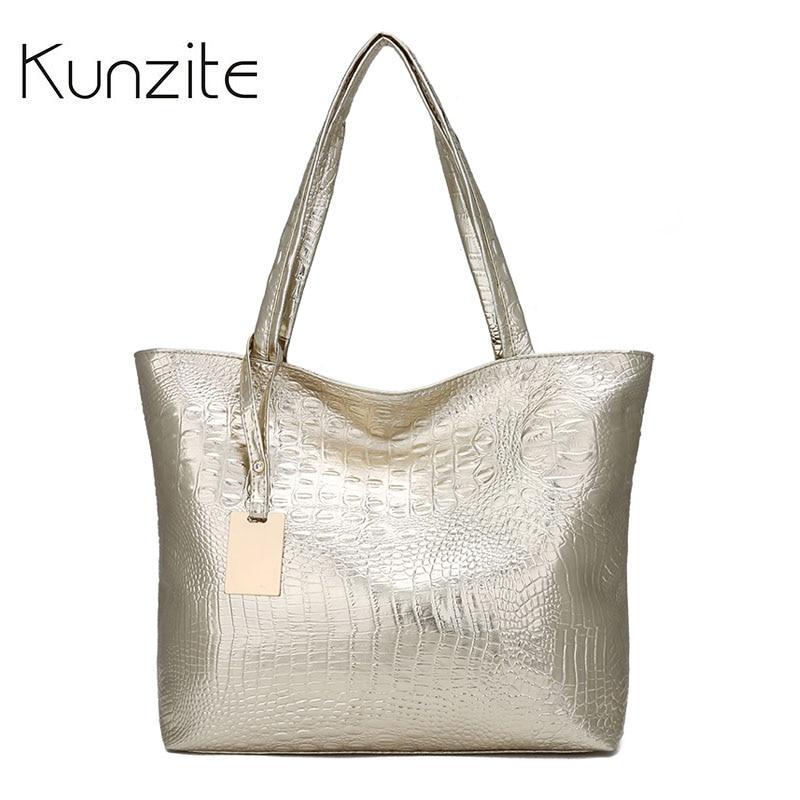 kunzite-crocodile-pattern-soft-women-leather-handbag-silver-gold-black-shoulder-bag-big-female-casual-tote-bag-ladies-hand-bags