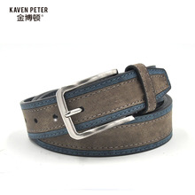 Casual Patchwork Belt For Men