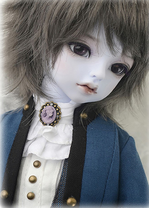 BJD SD doll doll 1/4 Cheshire Cat Cheshire Cat Free Shipping handsome grey woolen coat belt for bjd 1 3 sd10 sd13 sd17 uncle ssdf sd luts dod dz as doll clothes cmb107