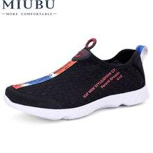 MIUBU Summer New Woman Set Of Feet Casual Flats Slip On Footwear Lightweight Couple Shoes Woven Surface Wading Women