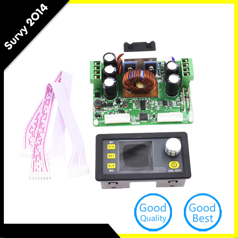 DPS3012/ DPS5015/ DPS5020 Adjustable Regulated LCD Digital Power Supply Module