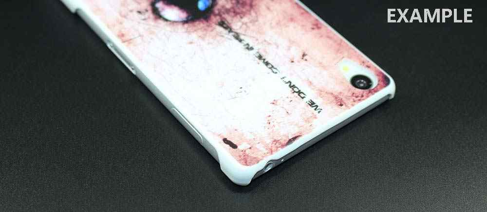 Алиса в стране чудес Джонни Депп улыбаясь белый чехол для телефона Sony Xperia z1 z2 z3 Z4 Z5 M4 Aqua c4 XA XZ E4 E5 L36H