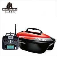 KINCARP BearCreeks V6 Carpa Noite Isca De Pesca Barco Isca com chumbo Ácido de bateria 500 M Controle Remoto Explosão gancho