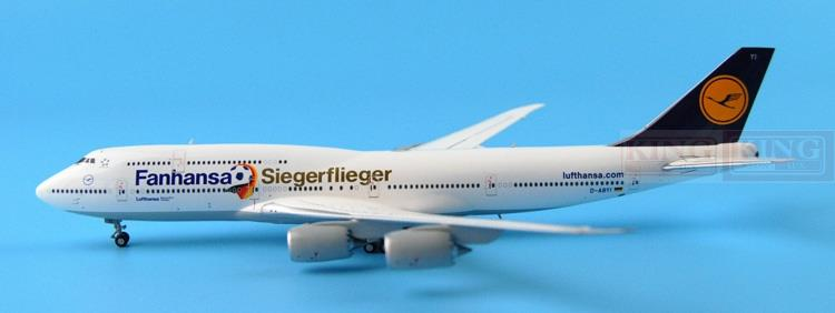 GeminiJets GJDLH1474 Lufthansa B747-8i 1:400* commercial jetliners plane model hobby sale phoenix 11221 china southern airlines skyteam china b777 300er no 1 400 commercial jetliners plane model hobby
