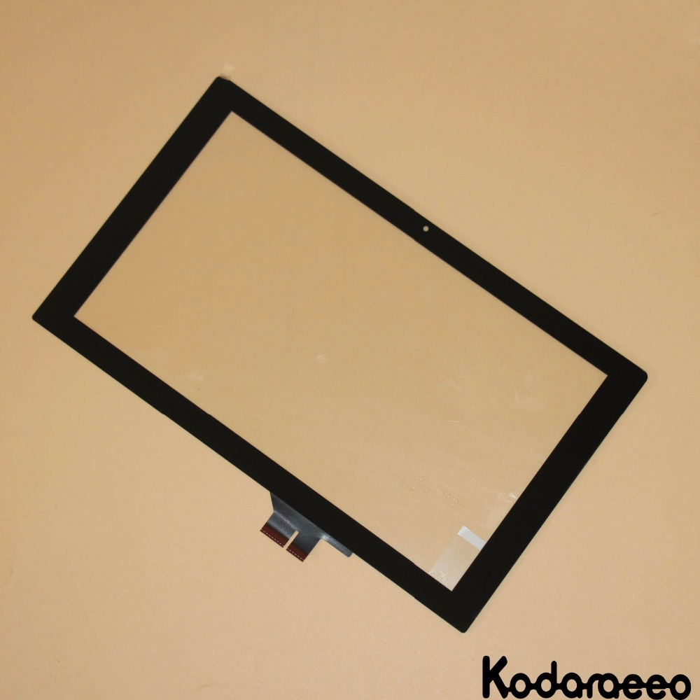 kodaraeeo For Asus Vivobook S200 S200E X202E Q200E Touch Screen Digitizer Glass Sensor Panel Replacement Black touch screen digitizer glass for asus vivobook v550 v550c v550ca tcp15f81 v0 4