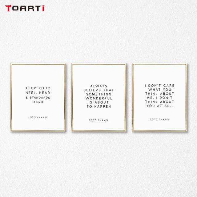 Motivation Moderne Zitate Drucke Poster Inspirational Leben Buchstaben Leinwand Malerei Auf Der Wand Für Wohnzimmer Home Decor Kunst