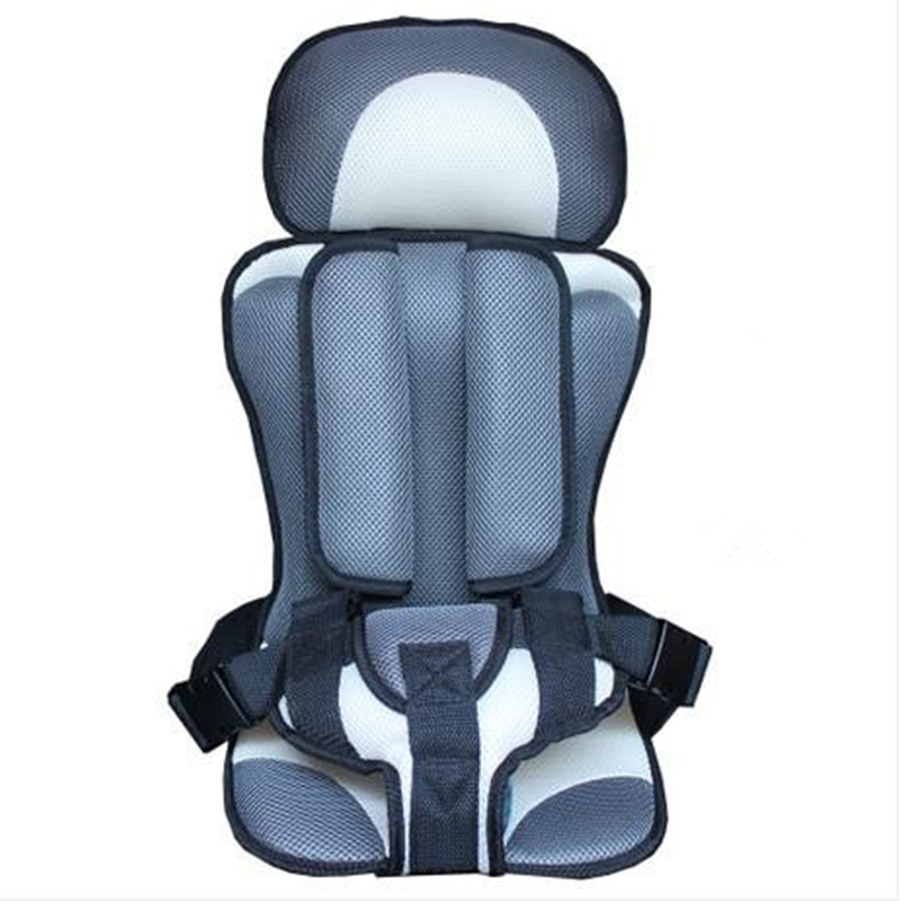 wholesale and retail portable travel car seat for lovely babyupdated version newest design car sit belt automobiles kids safety