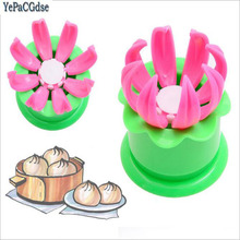 New Style Pastry Pie Steam Bun Dumpling Maker Mold Mould Tool Steamed Buns Stuffed Making
