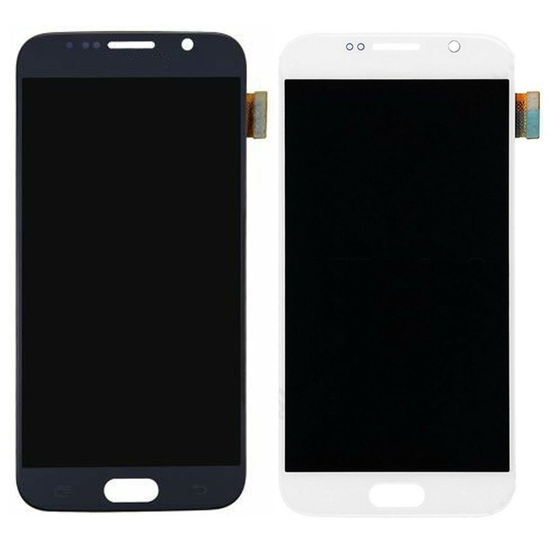 For <font><b>Samsung</b></font> Galaxy S6 <font><b>G920</b></font> LCD <font><b>Display</b></font> With Touch Screen Digitizer Assembly Replacement Parts 5.1 inches image