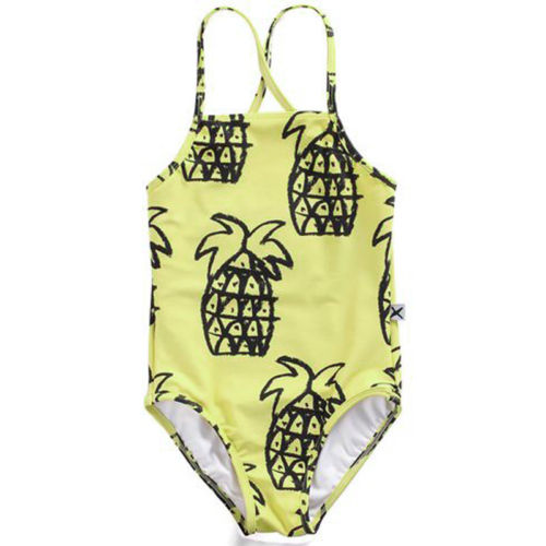 936465c098 Summer Toddler Baby Girl Kid Bodysuit Swimwear Bikini Set Swimsuit Bathing  Suit Beachwear Print Lovely Enfant