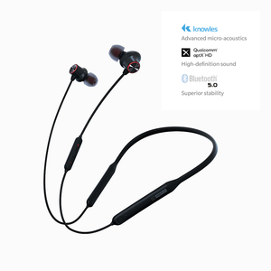 Image 2 - Original Oneplus Bullets Wireless 2 Earphones aptX Hybrid Neckband For Oneplus 7 Pro Fall In Love With Your Favorite Music Again