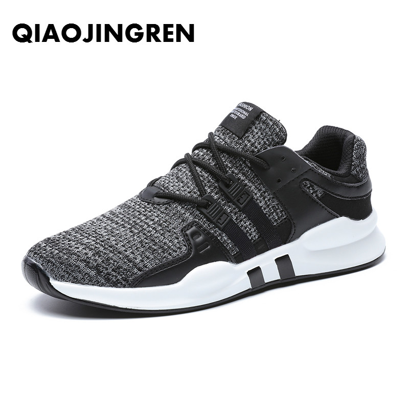 Size 39-46 Hot Spring/Autumn High Quality Men Casual Shoes Fashion brand soft breathable Lace-up male shoes six colors plus