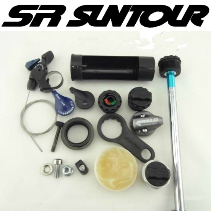 MTB Mountain Bike SR ST Fork Bicycle Part Remote Lockout Lever w// Cable for Axon