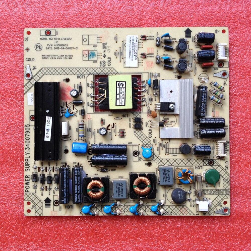 34007905 35016275 KIP L070E02C1 01 New Universal LED Power Supply