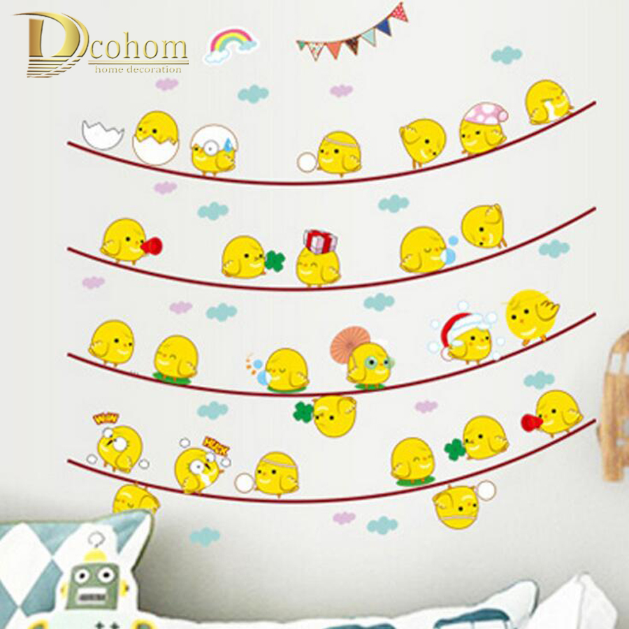 Popular Yellow Wall DecalsBuy Cheap Yellow Wall Decals Lots From - Yellow wall decals