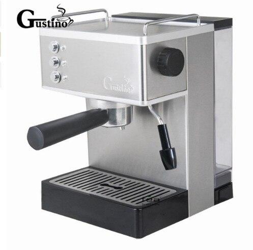 220 V/110 V 19 Bar Macchina Per Caffè Espresso, più popolare Macchina Per caffè Espresso semi-automatica, pressione della macchina per caffè espresso italiano