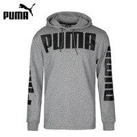 Original New Arrival 2018 PUMA Rebel Hoody TR Men S Pullover Hoodies Sportswear