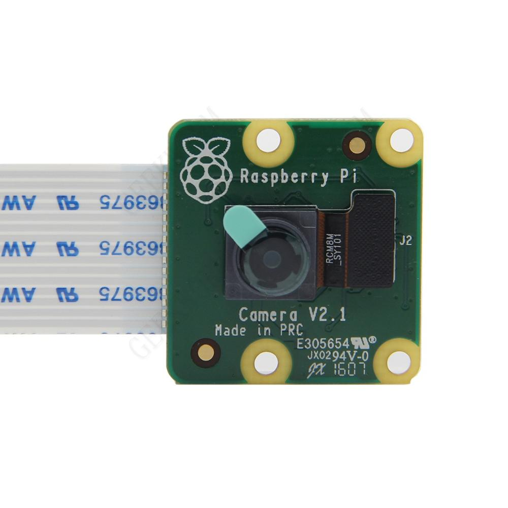 US $25 45 5% OFF Raspberry Pi Official Original Camera V2 Module with Sony  IMX219 Light sensitive Chips 8MP Pixels 1080P-in Demo Board Accessories