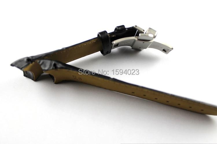 24 mm (hebilla 22 mm) T035627 T035614A Hebilla de mariposa de plata - Accesorios para relojes - foto 3
