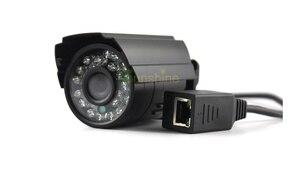 Image 5 - 1280*720 P 1.0MP ONVIF POE في الهواء الطلق للماء P2P IP كاميرا كاميرا شبكة مراقبة مع IR قص تصفية Nightvision