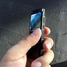 Модный высококачественный цифровой MP3 музыкальный плеер с ЖК-экраном и функцией записи T160