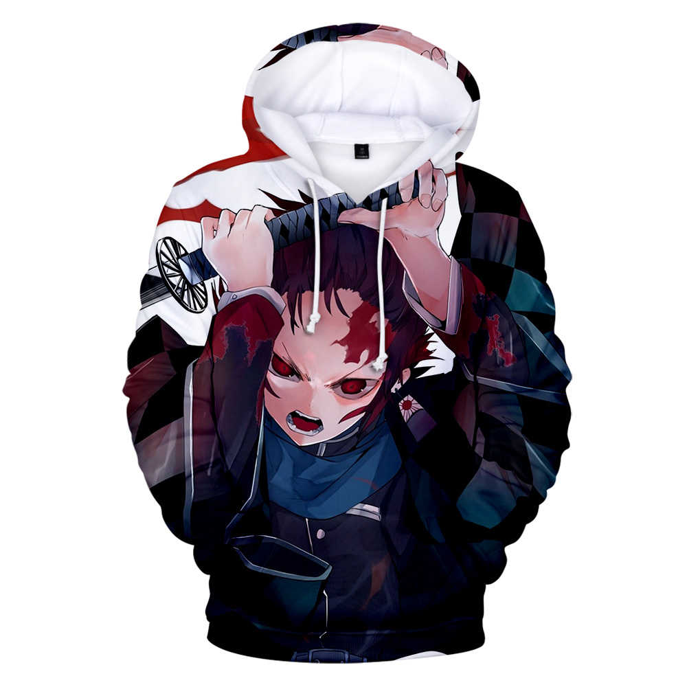06240bc06 Demon Slayer Kimetsu no Yaiba Fashion Men/Women Hoodies 3D aikooki new  Print 3D sweatshirt