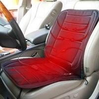 Car Heated Seat Cushion 12v Heated Car Cushion Single Seat Cushion Heated Pad Winter Car Supplies