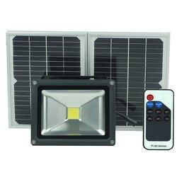 20W Solar Wandlampen 41LED Schijnwerper Outdoor Spotlight Tuin Decor Lamp Afstandsbediening Zonnepaneel Tuin Straat Muren Licht