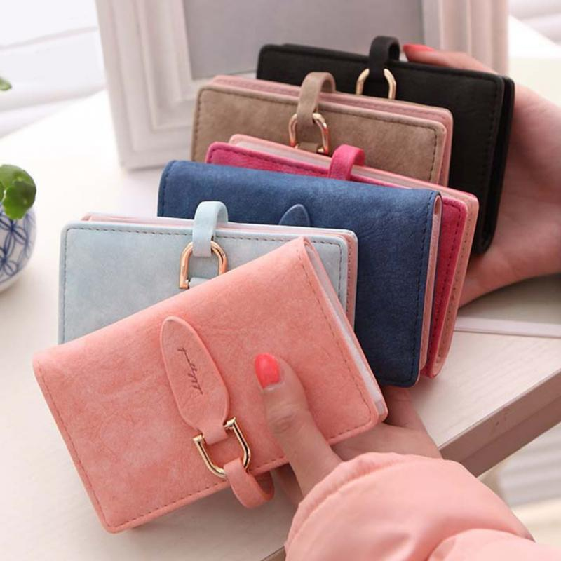 20 Card Slots High Capacity Women Fashion ID Credit Card Business Bank Cards Holder Passport Cover PU Leather Card Bag #20