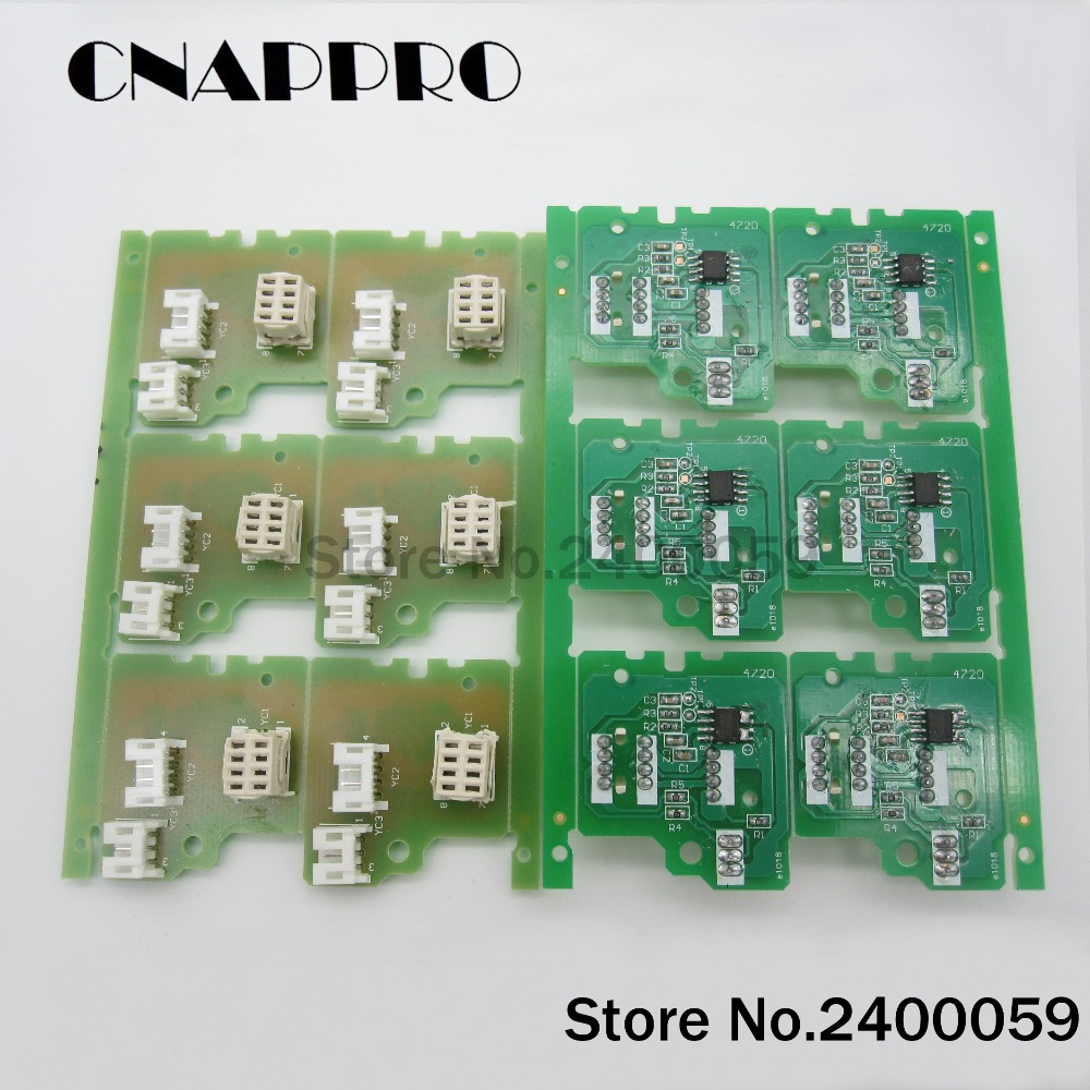 4PCS MK-4105 MK4105 Drum Cartridge Chip For Kyocera TASKalfa 1800 2200 1801  2201 2010 2011 2210 2211 MK 4105 image unit reset