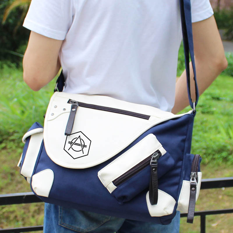 Don Diablo DJ Shoulder bag Backpack Women Men Messenger Bags Rucksack Travel Gym Schoolb ...