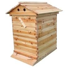 Автоматический мед, пчелиный улей, автоматический отток меда, расчески, Деревянный пчелиный улей, инструменты для пчеловодства, мед, расчески, улей, гнездо, рама
