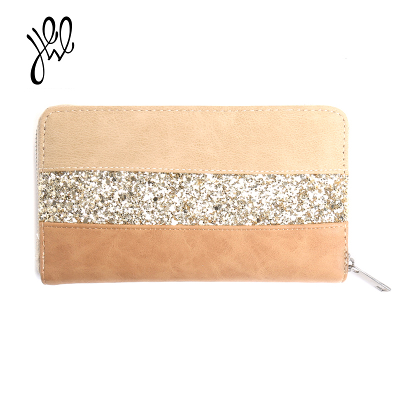 2018 Women Leather Wallet Long Casual Lady Purses Fashion Brand Clutch Wallet Passport Coin Card Holders Wallets Wholesale Price цена