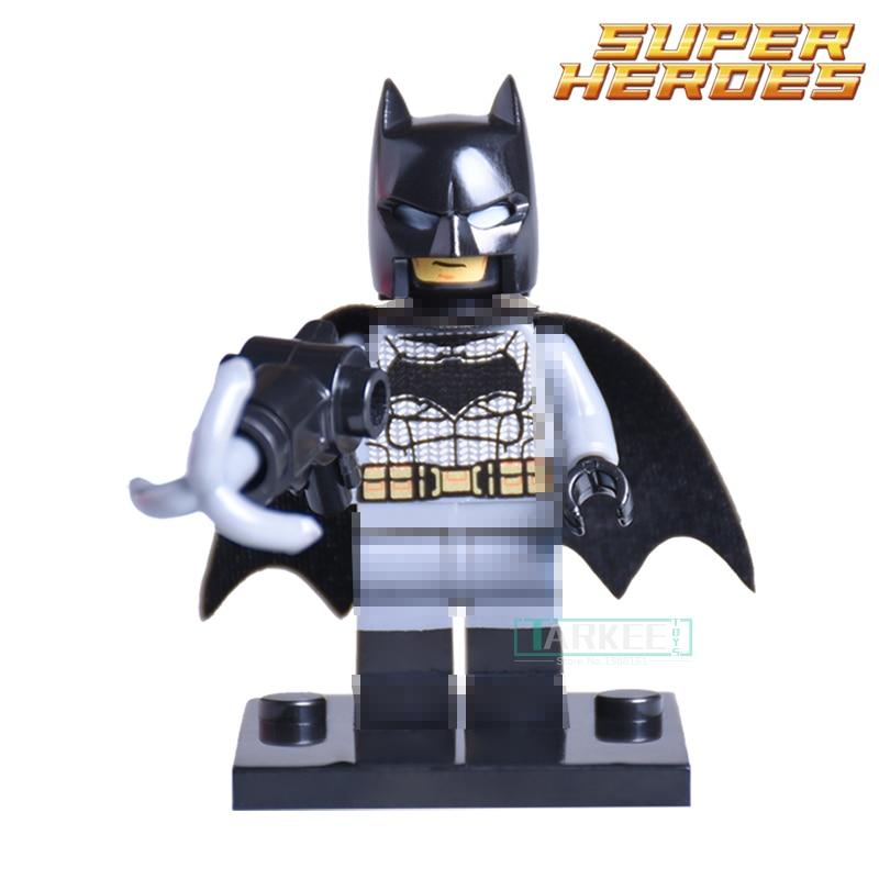 1PC Batman diy figures Avengers DC Super Heroes Batman vs. Superman Building Blocks Bricks For Kids Children Toys Xmas