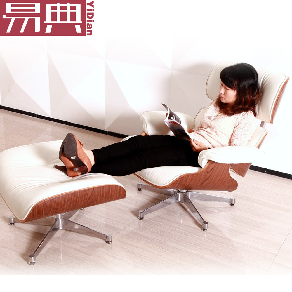 Yi Dian Furniture Eames Lounge Chair Recliner Sofa Lunch Break On Aliexpress Alibaba Group