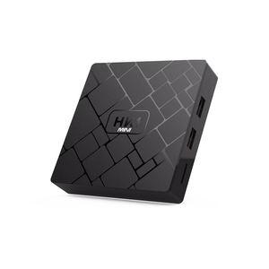 Image 1 - New, Hk1 Mini Smart Tv Box Android 9.0 2Gb+16Gb Rk3229 Quad Core Wifi 2.4G 4K 3D Hk1 Mini Google Netflix Set Top Box(Uk Plug)