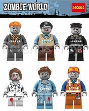 MÁS ZOMBIES DE LEGO