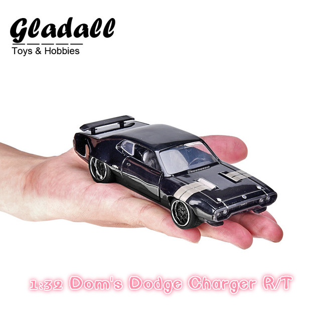 The Fast and the Furious JADA 1:32 Dom's Dodge Charger R/T
