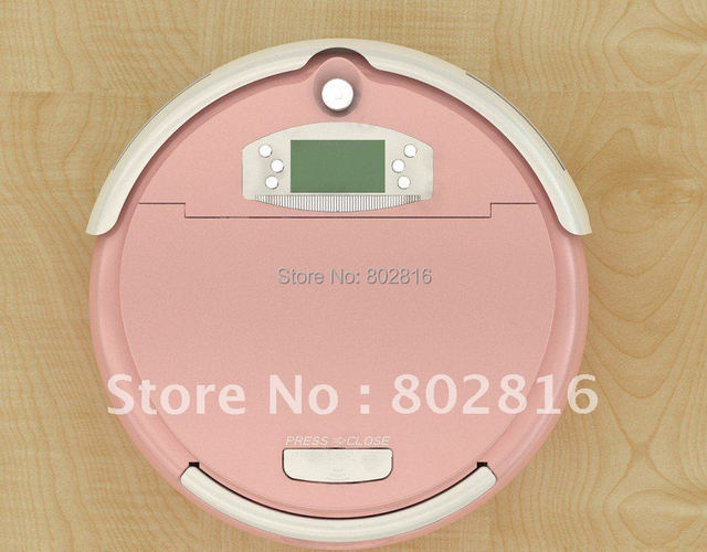 Free Shipping For Russian Buyer/The Largest Dust Bin 0.7L Robot Vacuum Cleaner Which can do Wet And Dry Mopping,Vacuum Cleaner