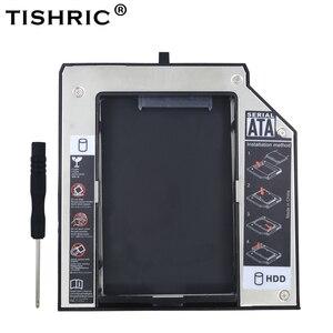 For Lenovo ThinkPad T420s T430s T500 W500 T400 T400s T410 T410s Aluminum 2nd HDD Caddy 9.5mm SATA3.0 2.5