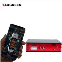 Dsp Car Audio 4.2 Bluetooth 31 Segment Audio EQ Phone/Computer Tuning Digital Lossless 90W 4 Channel High Power Car Amplifier