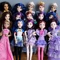 1 pcs Original Descendentes da boneca da menina multi boneca móvel multi-joint Príncipe Mulan Meninas de Plástico Brinquedos Clássicos de Alta Qualidade presentes