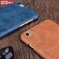 Mofi para iphone 7 case couro voltar hard coque para iphone7 iphone 7 case capa marca de luxo originais 4.7 polegada funda acessórios